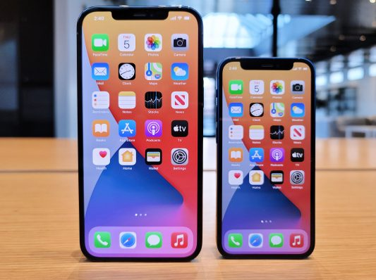 A better look at Apple's iPhone 12 Pro Max and iPhone Mini – TechCrunch – Soeara.com